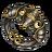 Ring curious cuirassier
