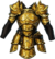 Chest yellow knight