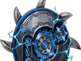 Infused Clockwork Shield