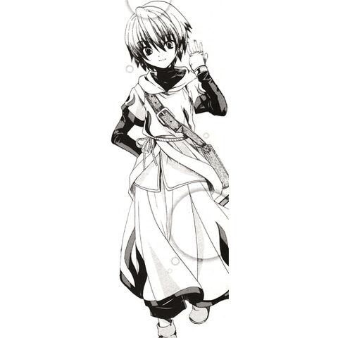 Kazu in Legend of the Twilight