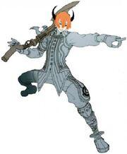 Steam Gunner Kazuma