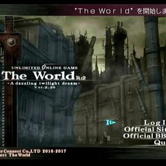 The World R:2 Ver.2.26