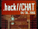 .hack//Chat