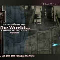 The World R:2 Ver.2.98