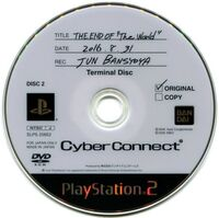 """End of """"The World"""" - Terminal Disc"""