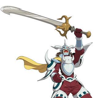 Silver Knight - Xth Form