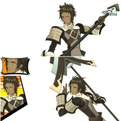 Albireo's Battle Sprites (<i>2</i>).