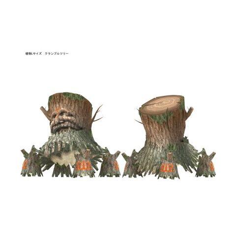 Crumple Tree renders