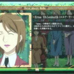 Erna Uhlenhut's Profile From Thantos Report
