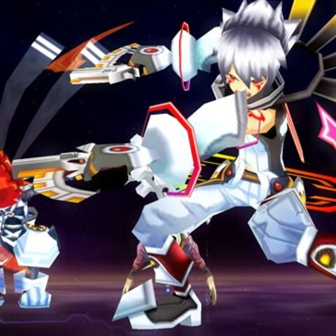 Haseo's Cross Rengeki.