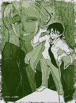 Veronica Bain and Sogabi Ryuuji