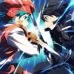 .hack and Sword Art Online Crossover - Reki Kawahara