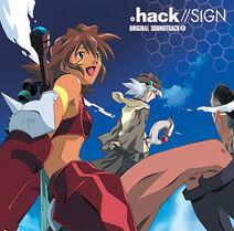 SIGN Original Soundtrack 1 Cover