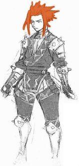 Twin Blade Kazuma