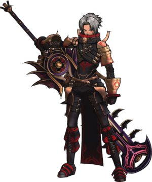 Haseo Edge Punisher GU