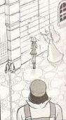 XXXXE9 Lios viendo a Aura y Natsume
