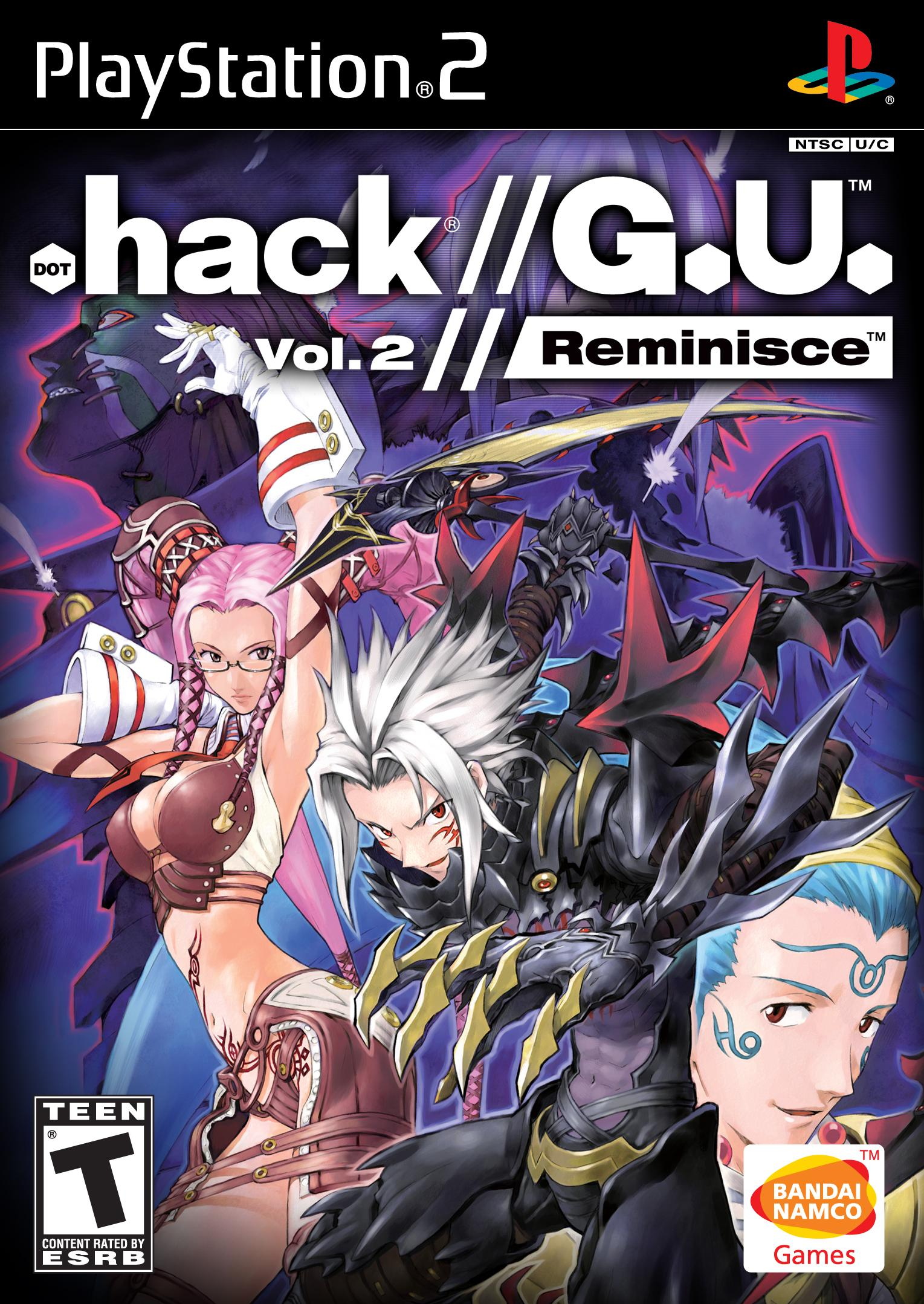 Image result for .hack gu reminisce