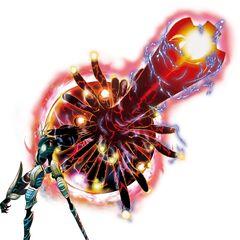 Avatar Corbenik: Second Form, used by the Steam Gunner Ovan.
