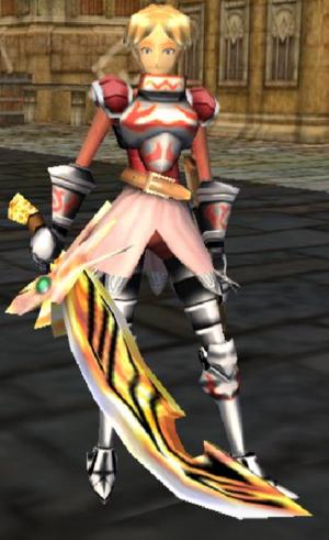 Gakaku (Arma para M. espada)