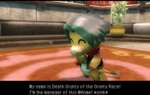 Death grunty