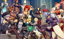DotHack GU - Haseo Marriage Options