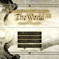 The World R:X Ver.3.2