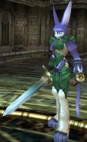 Espada 8 fases (Arma para M. espada)