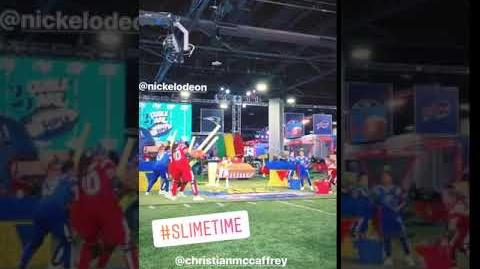 """Double Dare - """"Double Dare at Super Bowl"""" Russell Wilson BTS (6 6)"""