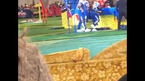 "Double Dare - ""Double Dare at Super Bowl"" Taping 2"