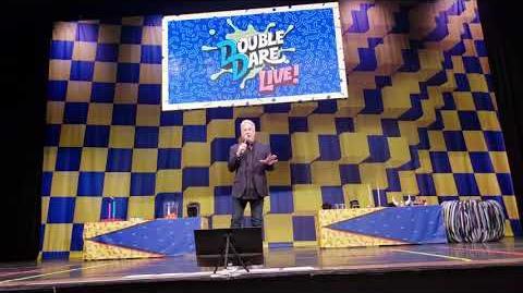 Double Dare Live! 2018 Fayetteville, NC Show Intro Video