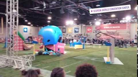 """Double Dare - """"Double Dare at Super Bowl"""" Panorama"""