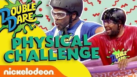 Kenan & Kel Take the Physical Challenge on Double Dare Nick