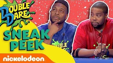 Kenan & Kel Play Trivia on Double Dare Exclusive Sneak Peek! Nick