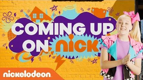 JoJo Siwa Shares Her Fave Shows Ft. Dude Perfect's Trick Shot & More! ComingUpOnNick