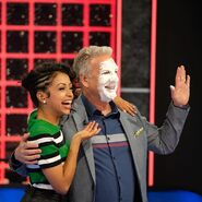 Liza-Marc pie-face