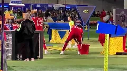 """Double Dare - """"Double Dare at Super Bowl"""" Challenge"""