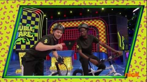 Nickelodeon's Double Dare ft. SWAGTRON