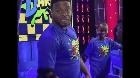 "Double Dare ""Team Kel vs. Team Kenan"" promo - Nickelodeon"