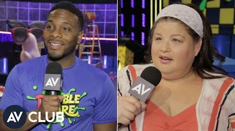 All That's Kel Mitchell and Lori Beth Denberg love being a part of 90s nostalgia