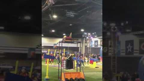 """Double Dare - """"Double Dare at Super Bowl"""" Toss-up challenge"""
