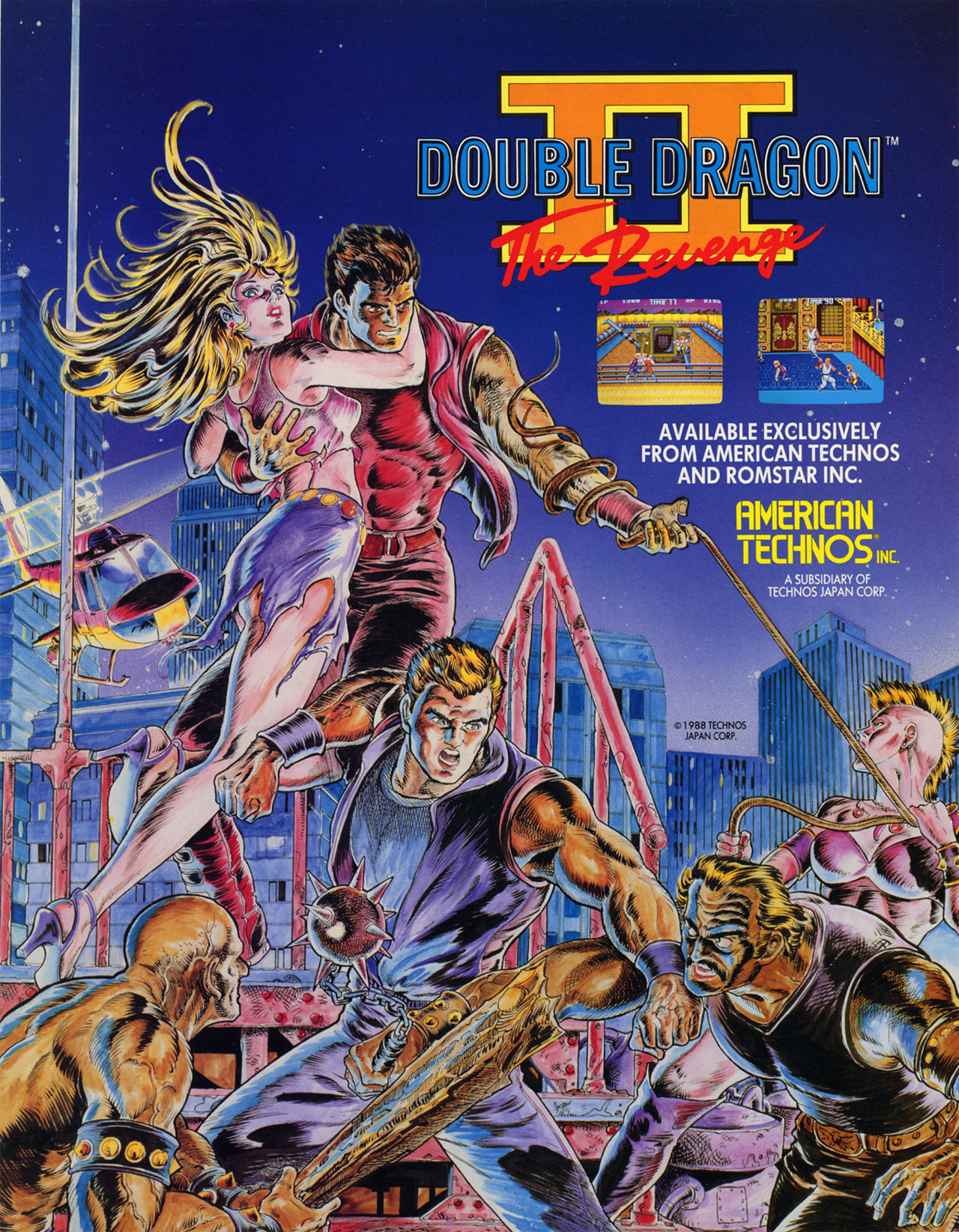 double dragon neo geo game free download for pc