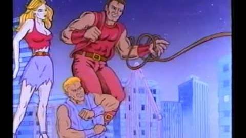 Double Dragon II - The Revenge (NES commercial)