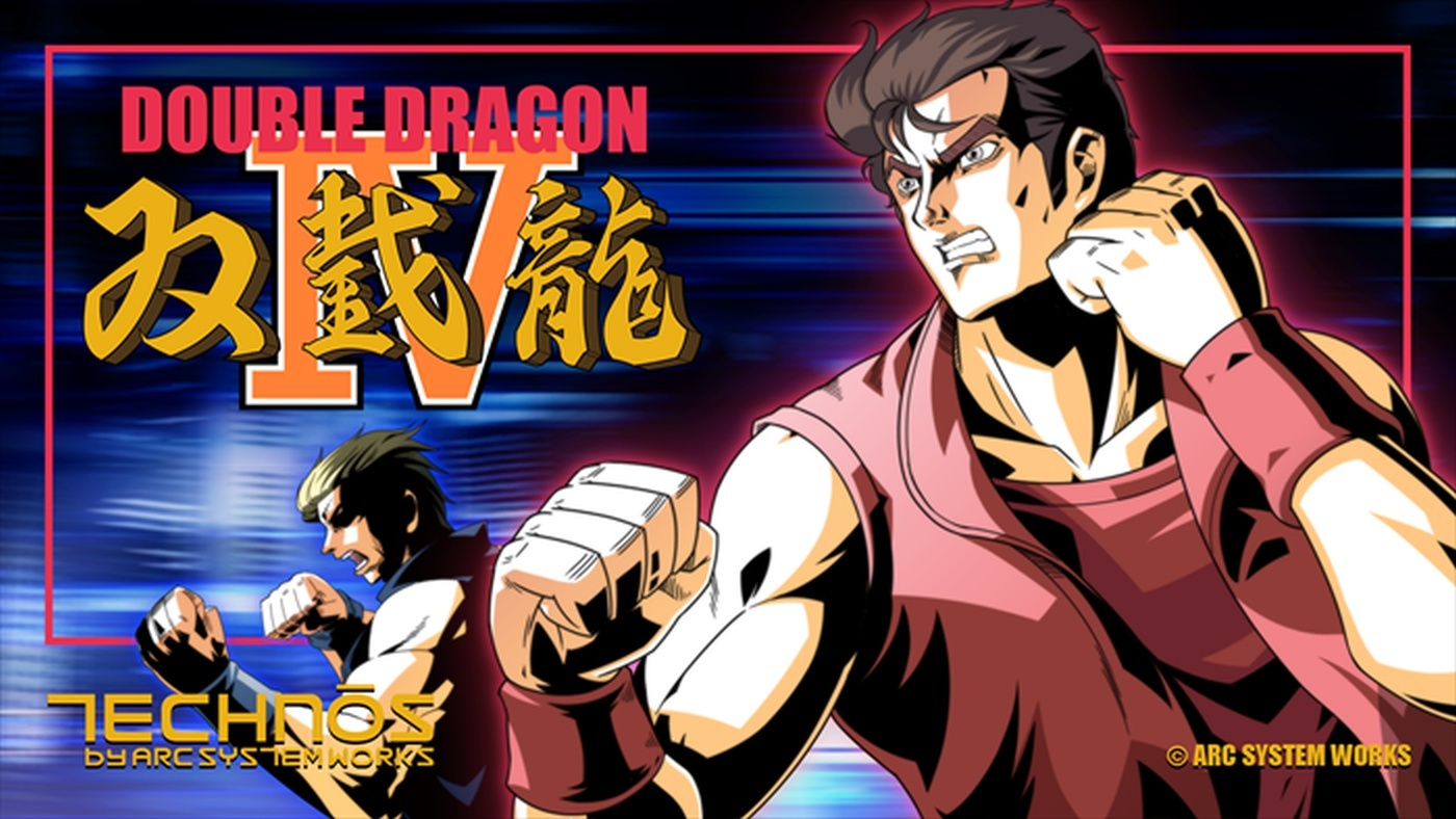 double dragon cartoon armor
