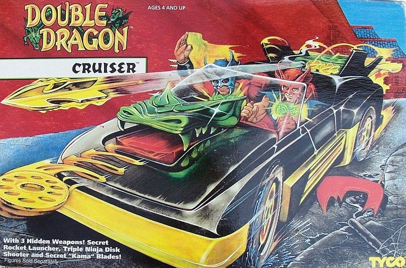 Double Dragon Cruiser Double Dragon Wiki Fandom