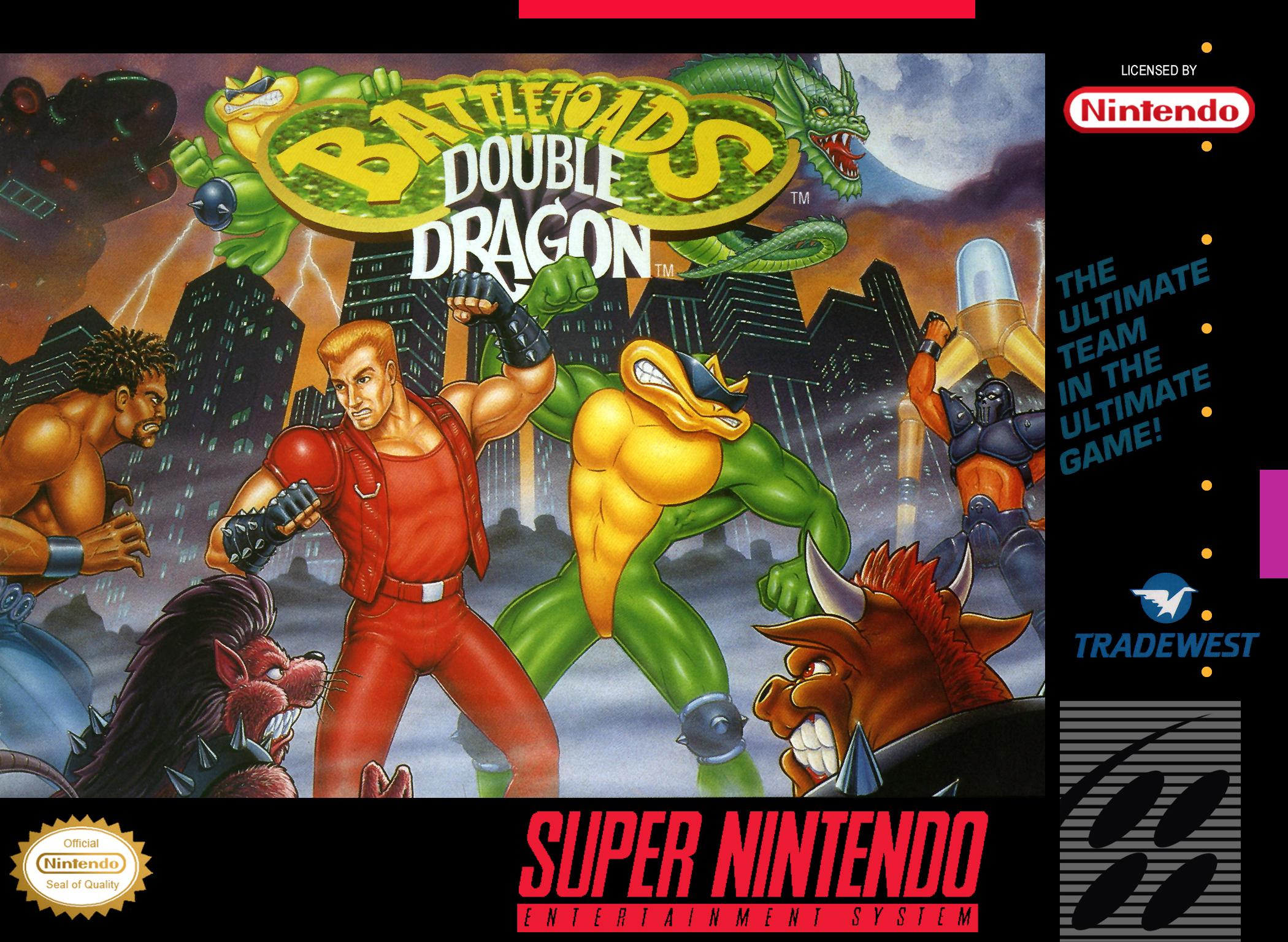 Battletoads Double Dragon Double Dragon Wiki Fandom