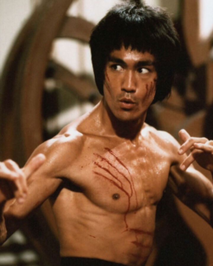 Bruce Lee Double Dragon Wiki Fandom