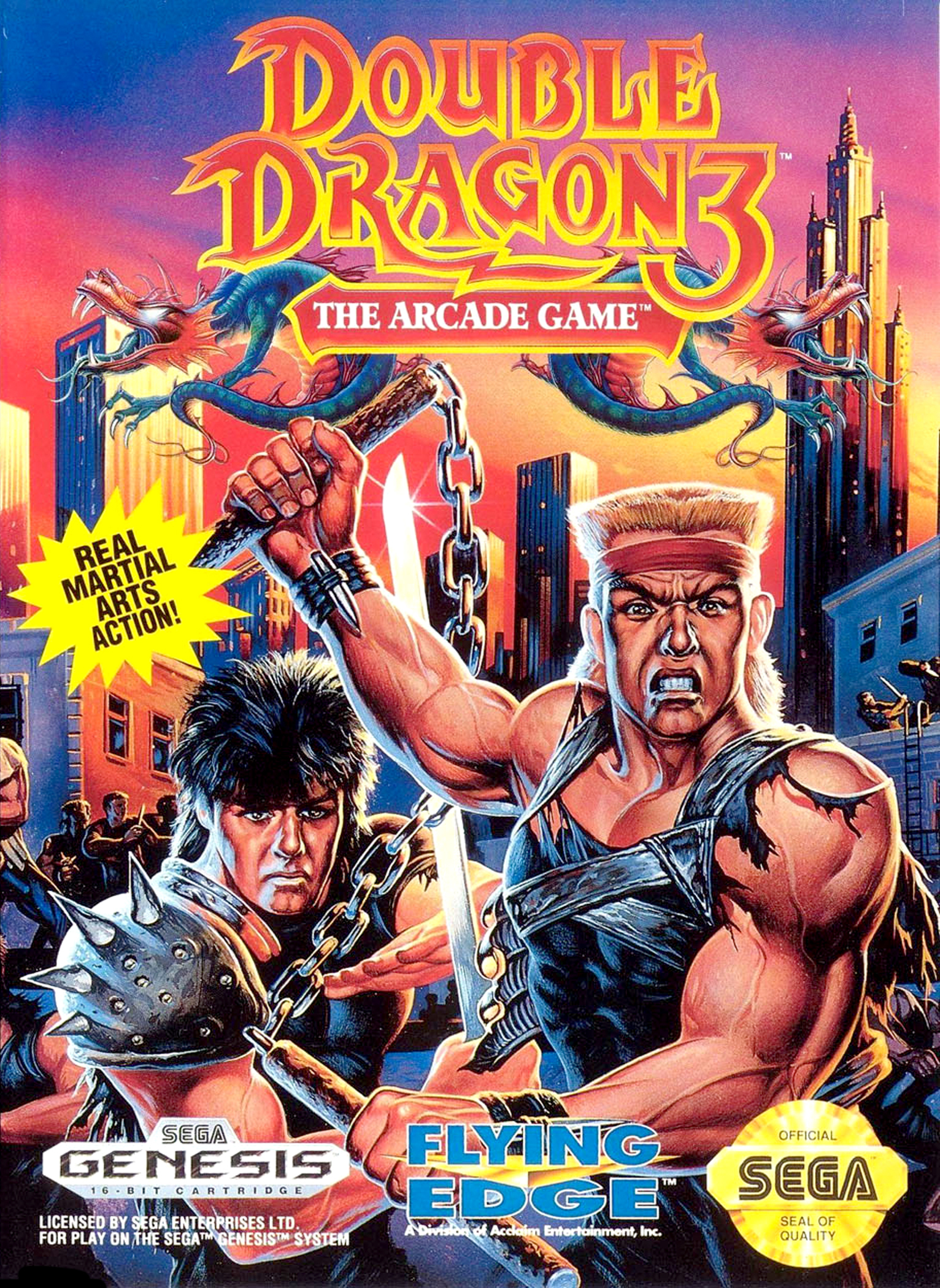 Double Dragon 3 The Rosetta Stone Double Dragon Wiki Fandom