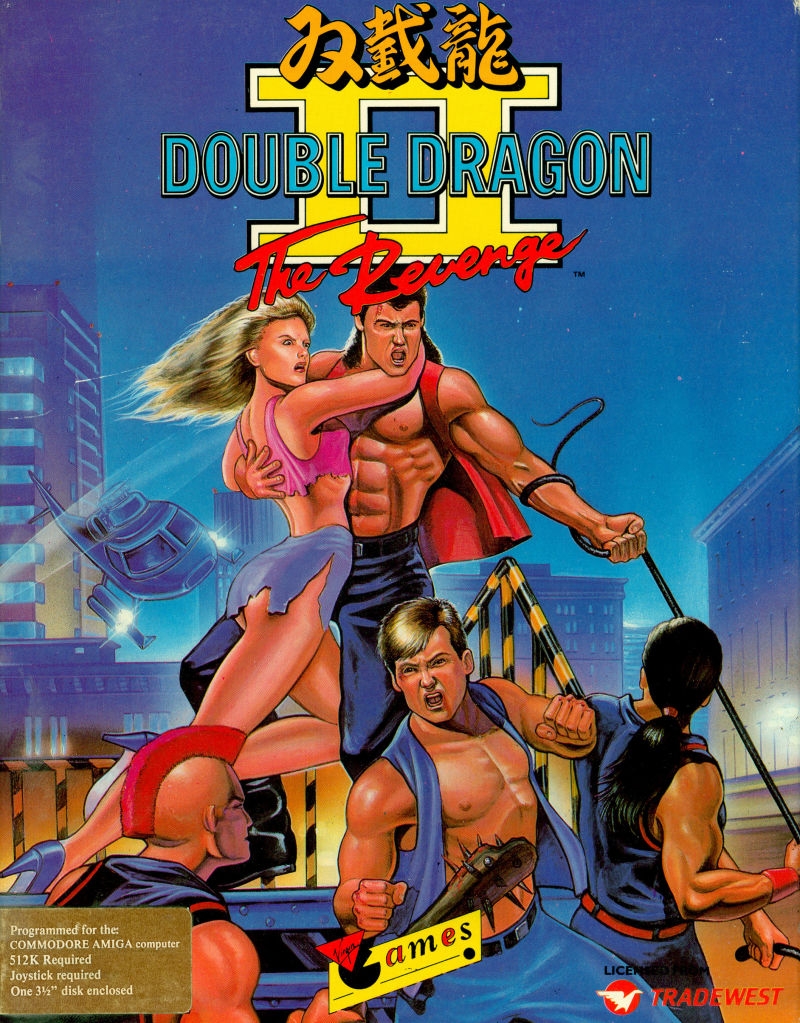 Double Dragon Ii The Revenge Double Dragon Wiki Fandom