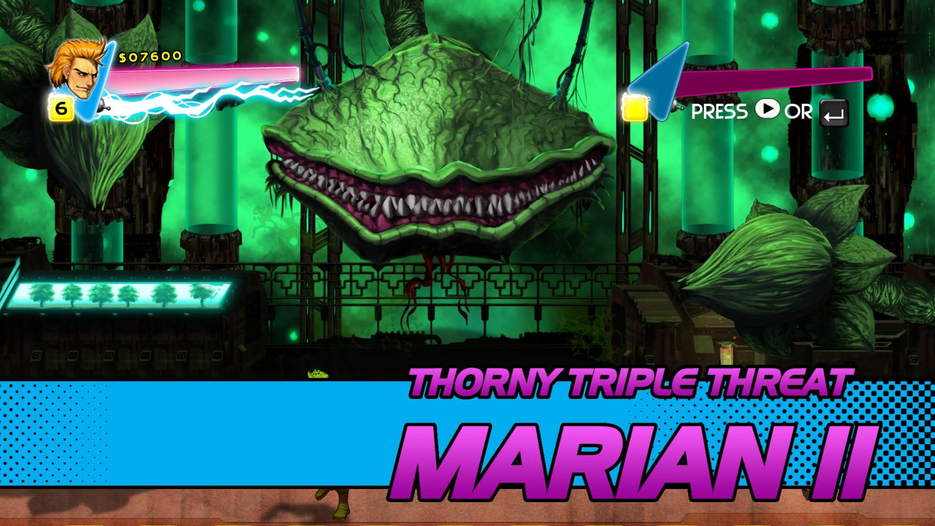 double dragon neon marian