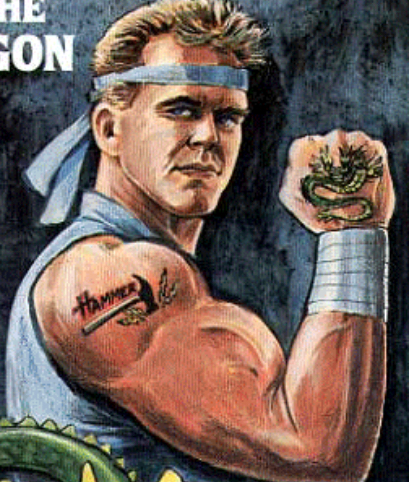 Billy Lee Double Dragon Wiki Fandom